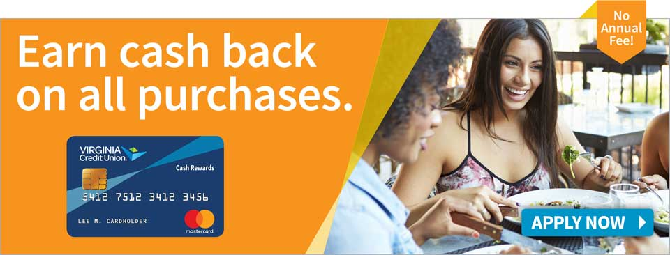 Cash back on all purchases.