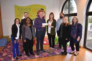 VACU employees contribute more than $24,000 to Children's Miracle Network Hospitals