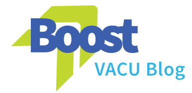 Connect with VACU through the boost blog!