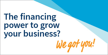 The financing power to grow your business.