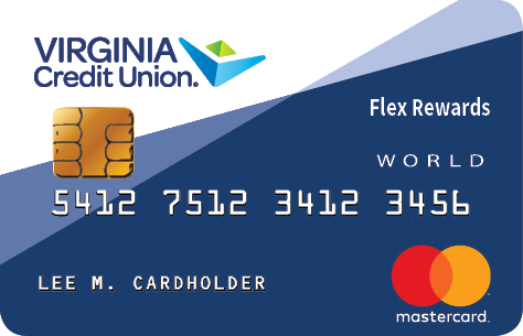 The Flex Rewards Mastercard.